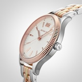Michael Kors Lexington Two Tone Ladies Watch
