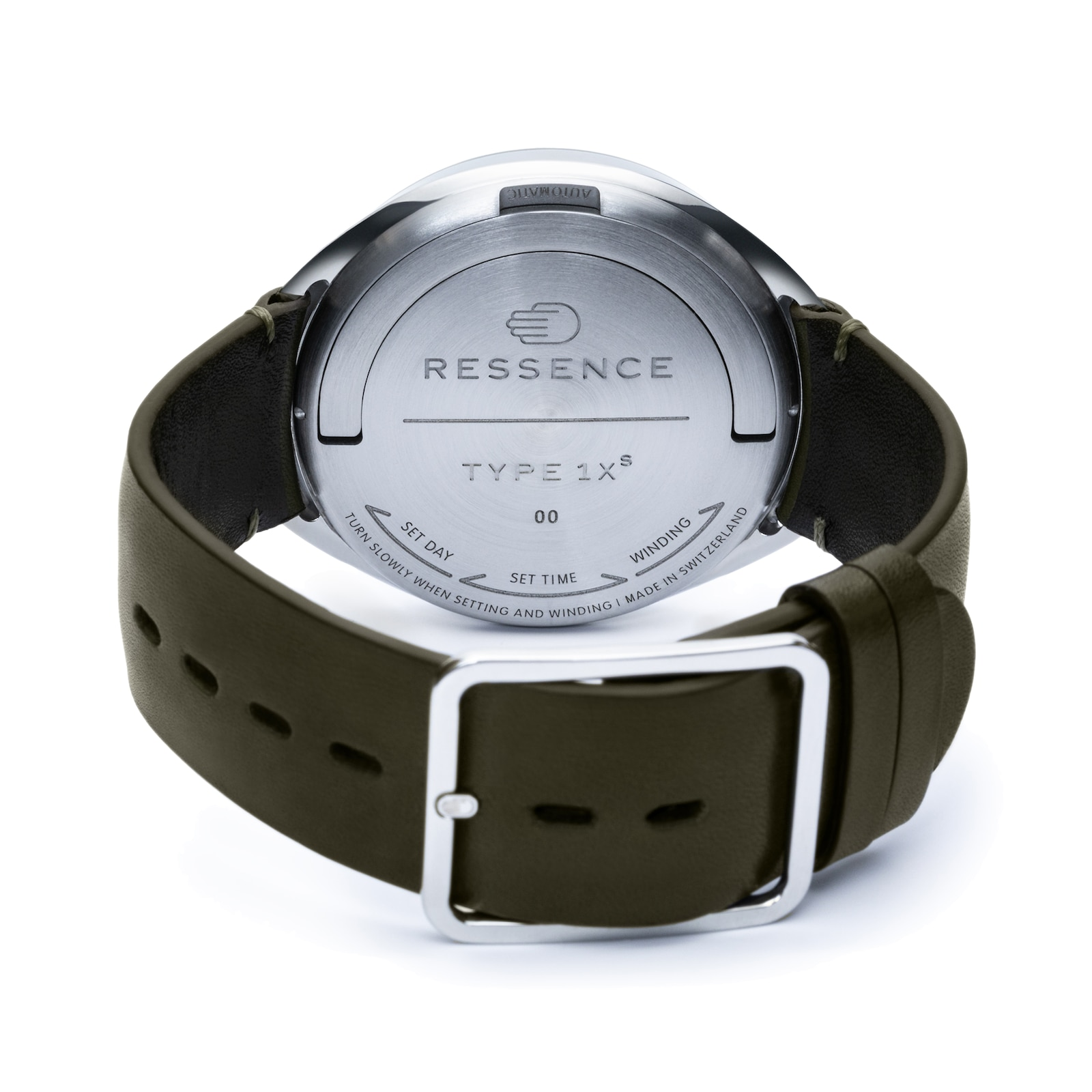 Ressence Type 1 Slim X 10th Anniversary
