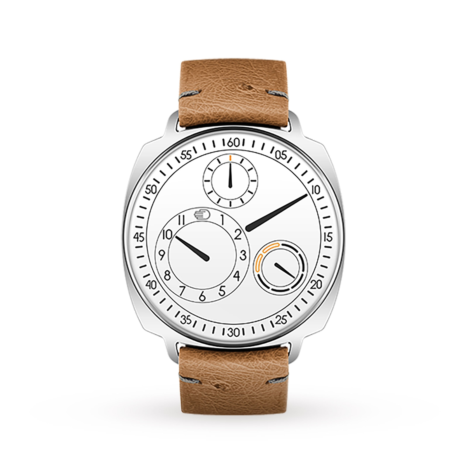 Ressence Type 1 Slim White