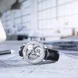 Speake-Marin Openworked Hours & Minutes Titanium 42mm LIMITED EDITION - SMA01 In-House movement