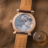 Speake-Marin One & Two Openworked 18k Rose Gold 38mm Hours & Minutes LIMITED EDITION - SMA01 In-House movement