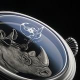 Speake-Marin Art-Series Rhinoceros- LIMITED EDITION OF 9 PIECES