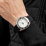 Seiko Prospex King Samurai' White Dial Mens Watch