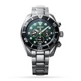 Seiko Prospex Divers Island Green Chronograph Limited Edition