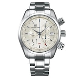 Grand Seiko Automatic Spring Drive 3-Day Chronograph GMT