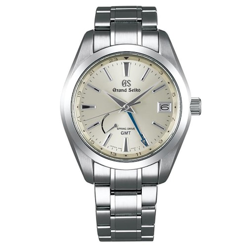 Spring Drive GMT SBGE205