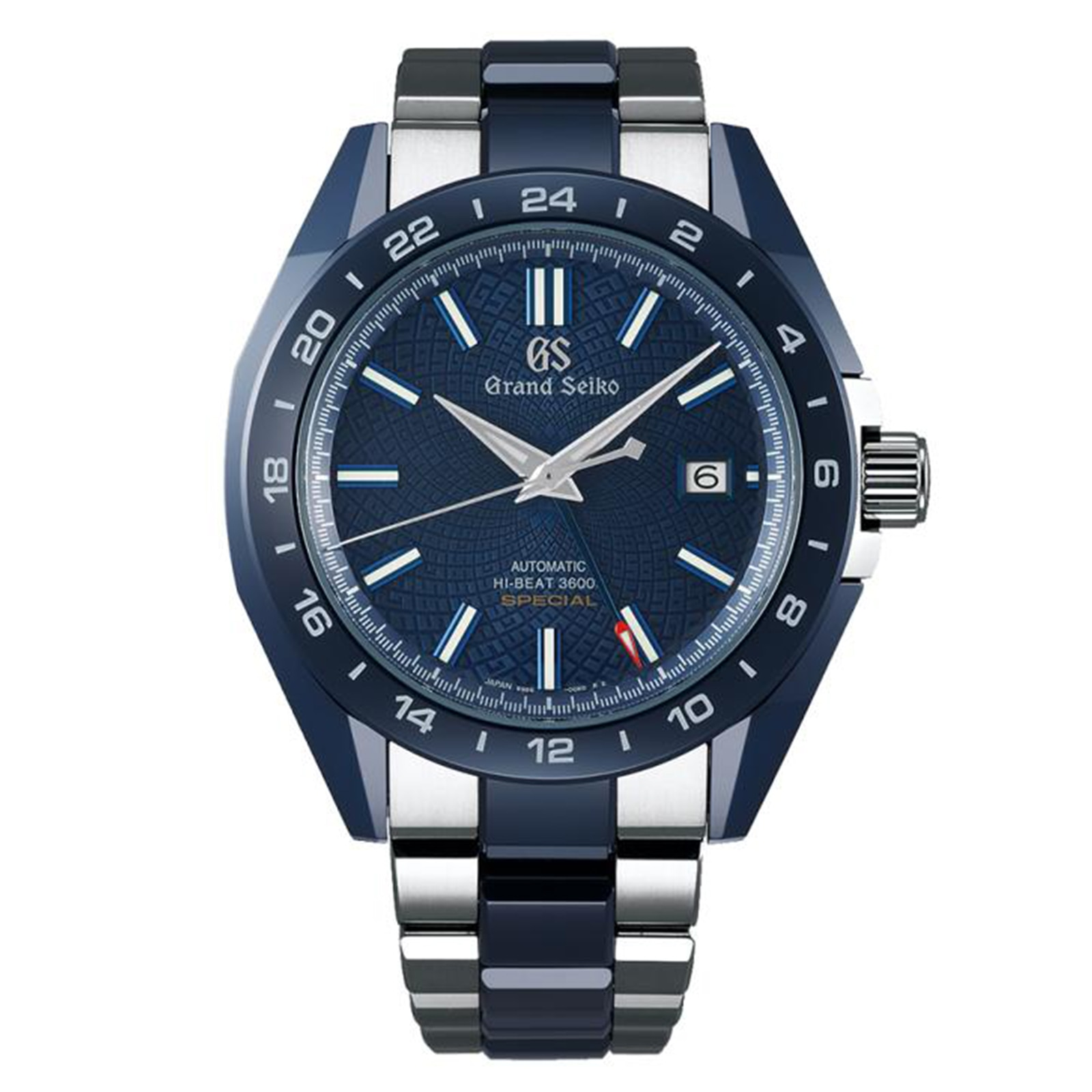 Grand Seiko Hi Beat 36000 GMT Limited Edition SBGJ229