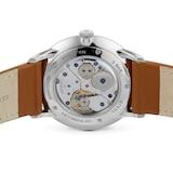 Junghans Unisex Meister Handwinding Mechanical Watch