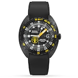 DOXA Sub 300 Carbon Aqua Lung US Divers Sharkhunter 43mm Mens Watch - Limited Edition