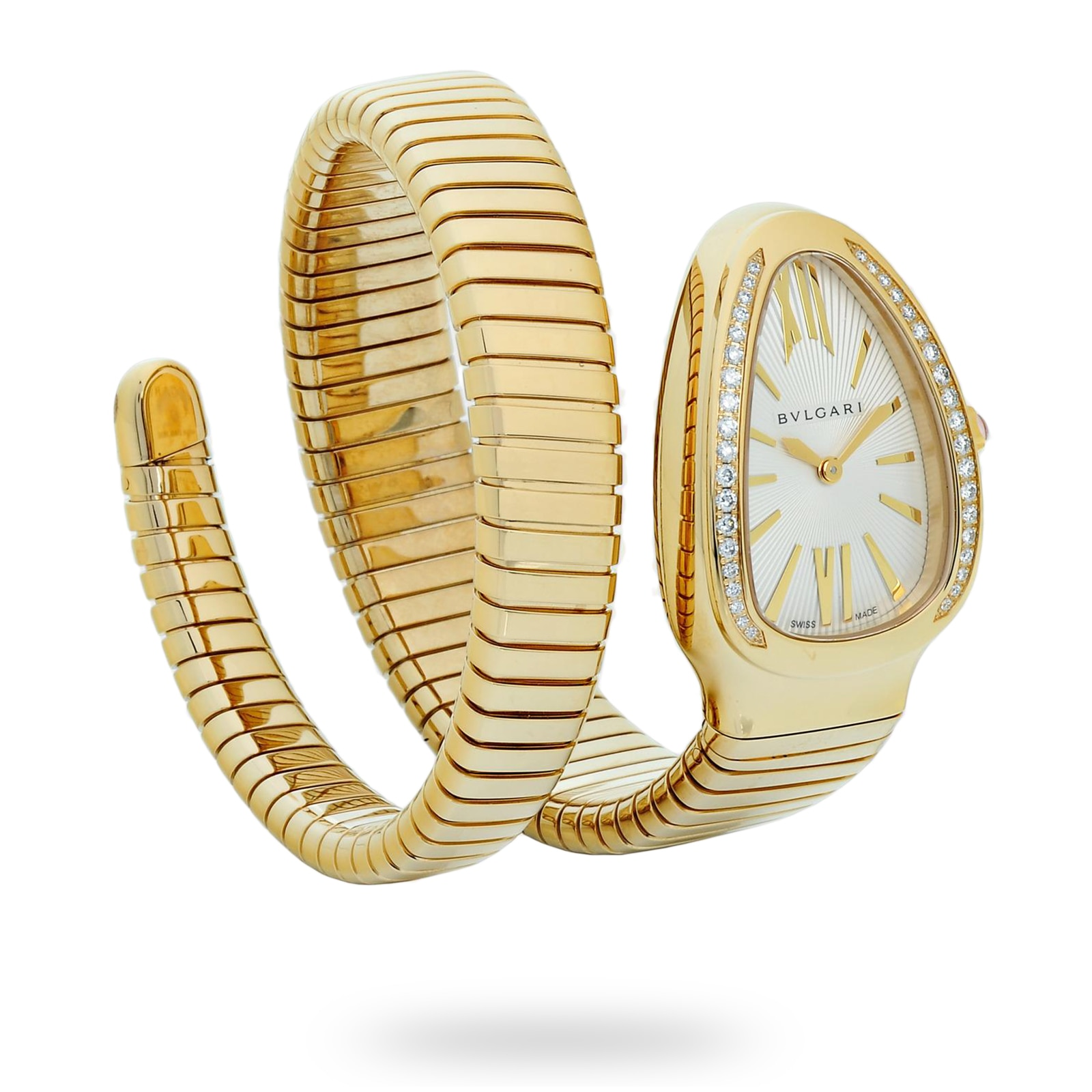BVLGARI Serpenti Tubogas 101924 Ladies Watch