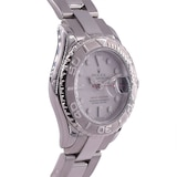 Rolex Pre-Owned Rolex Oyster Perpetual Lady Yacht-Master Watch