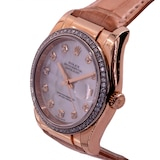 Rolex Pre-Owned Rolex Datejust Watch