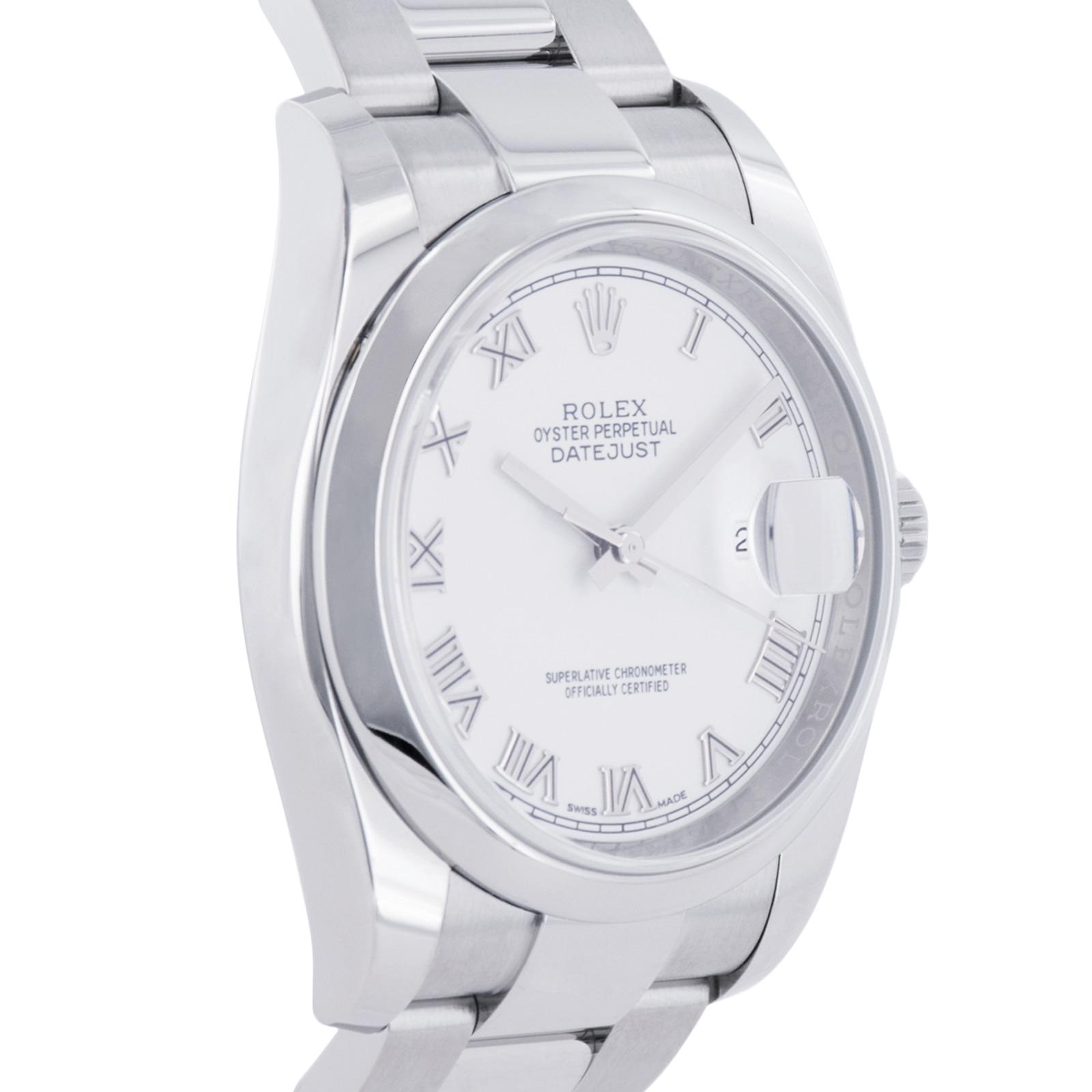 Rolex Pre-Owned Rolex Datejust Watch 116200