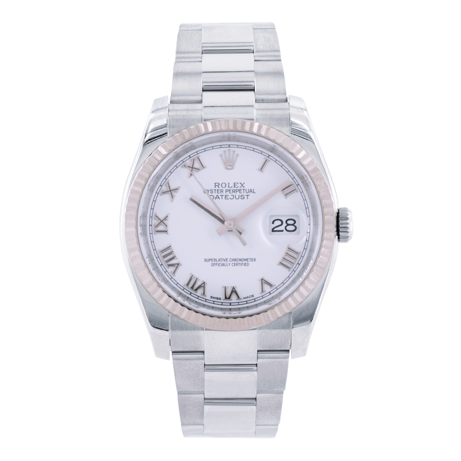 Pre-Owned Rolex Pre-Owned Rolex Datejust Watch 116234