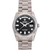 Rolex Pre-Owned Rolex Day-Date Watch 118209