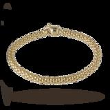 FOPE 18ct Yellow Gold Unica Bracelet