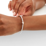 FOPE 18ct Tri Tone Flex'it Prima Bracelet