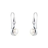 Skagen Agnethe Pearl Drop Earrings