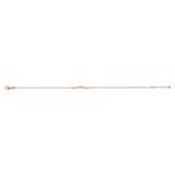 Gucci 18ct Rose Gold Link to Love Bracelet