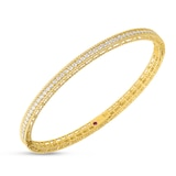 Roberto Coin Symphony Princess Diamond Bangle