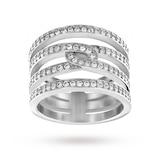 SWAROVSKI Creativity Ring - Ring Size L