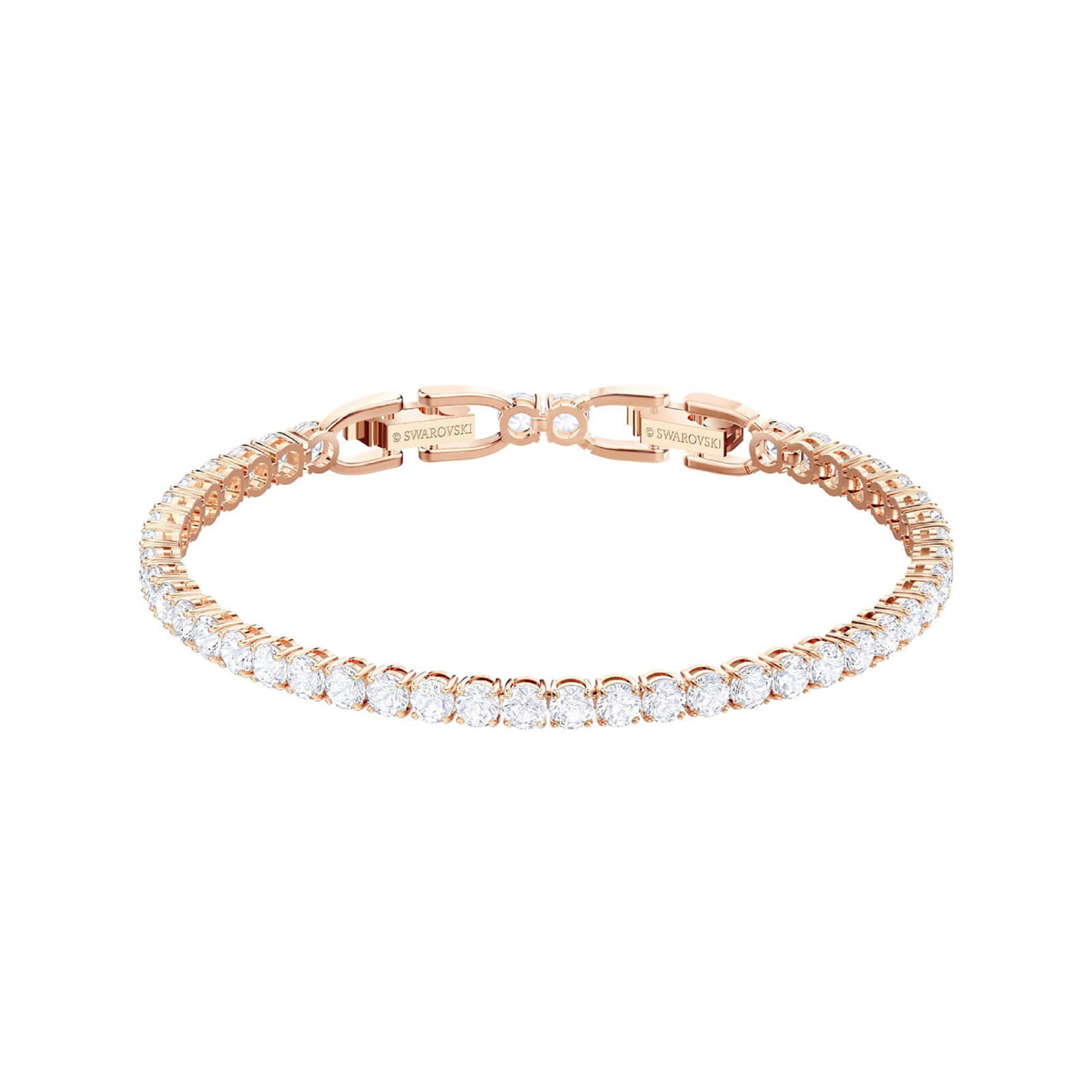 SWAROVSKI Emily Rose Gold Tennis Bracelet