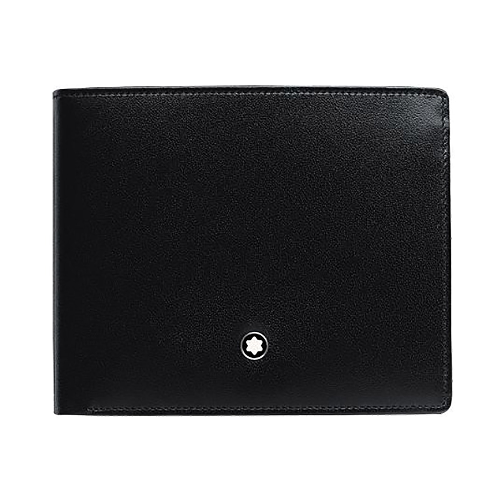 Montblanc Meisterstück Black Leather 6CC Wallet