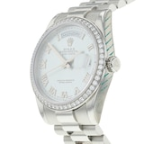 Pre-Owned Rolex Pre-Owned Rolex Day-Date Mens Watch 118346