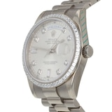 Pre-Owned Rolex Pre-Owned Rolex Day-Date Mens Watch 118399BR