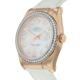 Pre-Owned Rolex Pre-Owned Rolex Datejust Ladies Watch 116185
