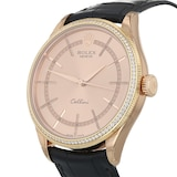 Pre-Owned Rolex Pre-Owned Rolex Cellini Mens Watch 50605RBR