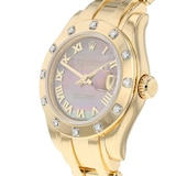 Pre-Owned Rolex Pre-Owned Rolex Datejust Pearlmaster Ladies Watch 80318