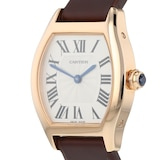 Pre-Owned Cartier Tortue Small Ladies Watch W1556360/3698