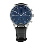 Pre-Owned IWC Portugieser Chronograph Mens Watch IW371447