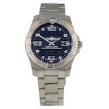 Pre-Owned Breitling Aerospace EVO Titanium Mens Watch E7936310