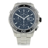 Pre-Owned TAG Heuer Pre-Owned TAG Heuer Aquaracer Calibre 16 Mens Watch CAK2110