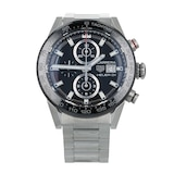 Pre-Owned TAG Heuer Pre-Owned TAG Heuer Carrera Calibre Heuer 01 Mens Watch CAR201Z