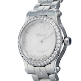 Pre-Owned Chopard Pre-Owned Chopard Happy Sport Ladies Watch 278573-3004