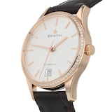 Pre-Owned Zenith Pre-Owned Zenith Captain Port Royal Ladies Watch 22.2310.3001