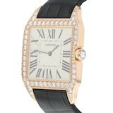 Pre-Owned Cartier Santos-Dumont Mens Watch