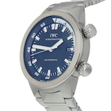 Pre-Owned IWC Pre-Owned IWC Aquatimer Mens Watch IW354805
