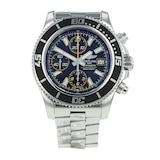 Pre-Owned Breitling Pre-Owned Breitling SuperOcean II Mens Watch A13341A8