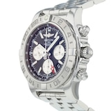 Pre-Owned Breitling Pre-Owned Breitling Chronomat 44 GMT Mens Watch AB042011/BB56