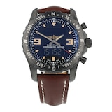 Pre-Owned Breitling Chronospace Military Mens Watch M7836622
