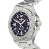 Pre-Owned Breitling Colt GMT Mens Watch A3237011