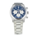 Pre-Owned Breitling Pre-Owned Breitling Navitimer 8 B01 Chronograph Mens Watch AB0117131C1A1