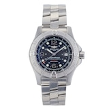 Pre-Owned Breitling Pre-Owned Breitling Superocean Mens Watch A17390