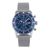 Pre-Owned Breitling Pre-Owned Breitling Superocean Mens Watch A13320