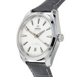 Pre-Owned Omega Pre-Owned Omega Seamaster Aqua Terra Mens Watch 220.13.38.20.02.001
