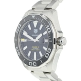 Pre-Owned TAG Heuer Pre-Owned TAG Heuer Aquaracer Calibre 5 Mens Watch WAY201A-0